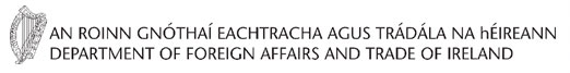 Department of Foreign Affairs and Trade of Ireland logo
